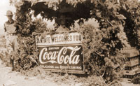 Coca-Cola Santa Fe and Boy Scouts